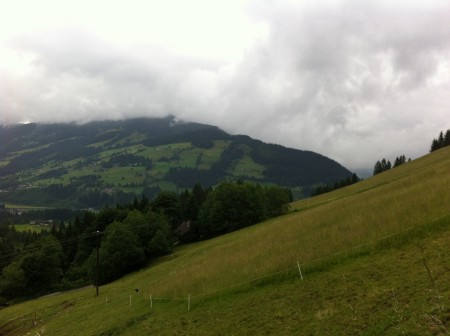 Impressions from the course in Kirchberg