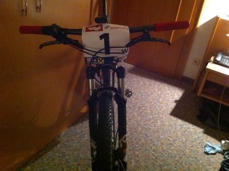 Bike before bedtime