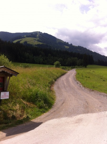 Welcome to Austrian Mountain climbing