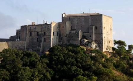Klostret Sant Salvador på toppen af bjerget