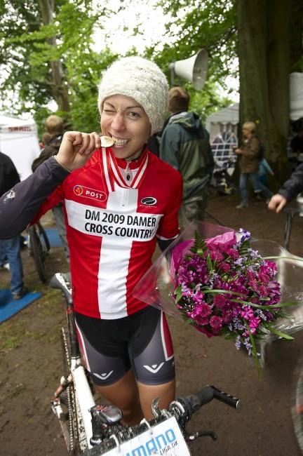 Danmarksmester 2009. Foto: Bo Skakke