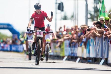 UCI MTB World Cup XCO #3 - Nove Mesto /CZE/