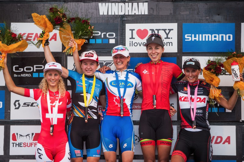 Specialized Racing - UCI MTB XCO World Cup #6 WIndham /USA/